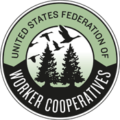 United States Federation of Worker Cooperatives logo